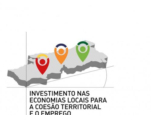 Sessão de lançamento do Investimento nas Economias Locais e Emprego